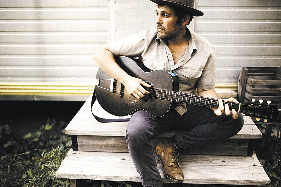 Gregory Alan Isakov crafts evocative musical poems with as few words as possible. - REBECCA CARIDAD PHOTO