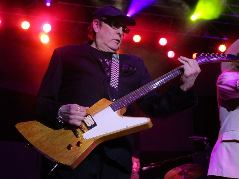 Rick Nielsen, Cheap Trick's primary songwriter. - DAN NAILEN