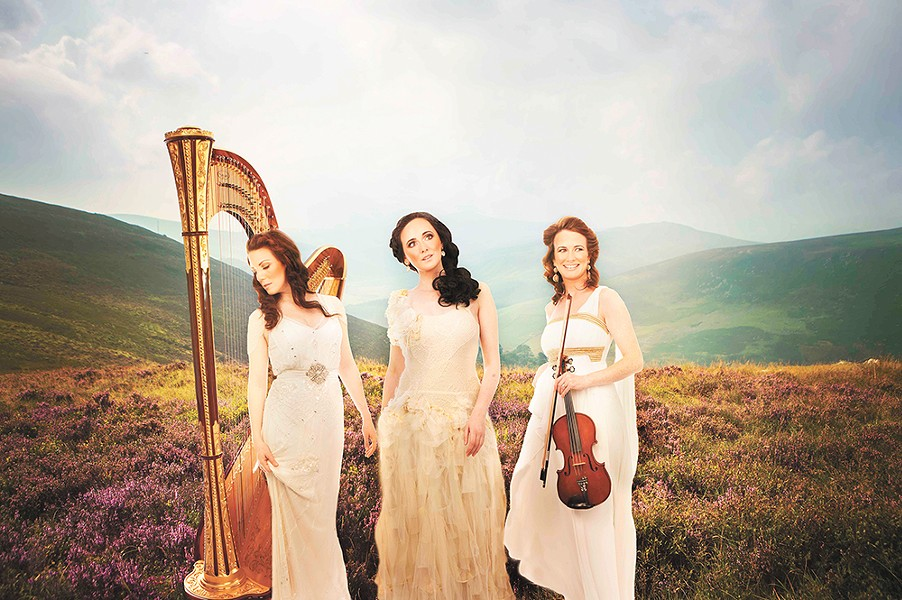 Hear Christmas, Celtic style, with Affiniti on Dec. 9