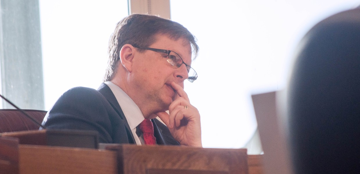 Councilman Breean Beggs - DANIEL WALTERS PHOTO