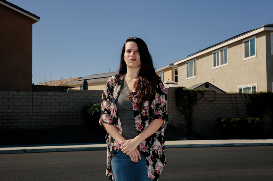 The earned income tax credit is supposed to be a boon for low-income families like Natassia Smick's. But, as she's found, claiming the credit often prompts a grueling, slow-moving review by the IRS. - KENDRICK BRINSON FOR PROPUBLICA