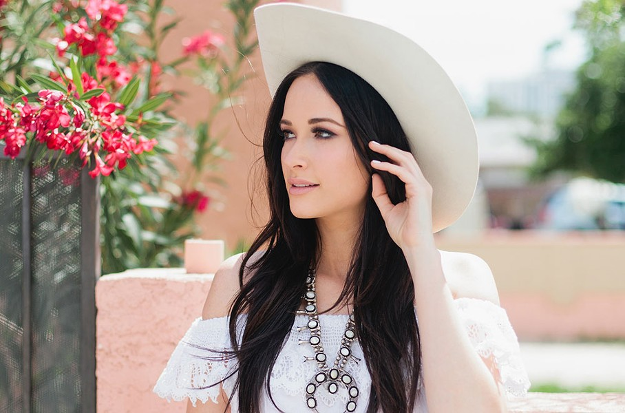 Kacey Musgraves made the best album of the year according to Music Editor Nathan Weinbender. - KELLY CHRISTINE PHOTO