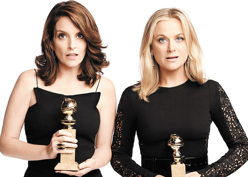 Tina and Amy are an obvious choice.