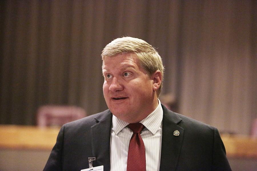Ombudsman Bart Logue - YOUNG KWAK PHOTO
