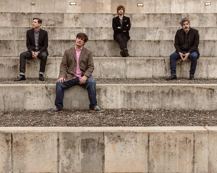 The Mountain Goats hit the Bing Crosby Theater on Sept. 1. - JEREMY LANGE
