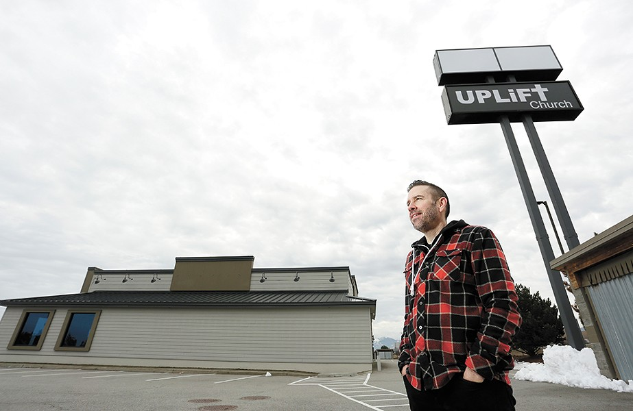 After working at local churches, Joe Pittenger considered two paths — as a musician or a missionary. In the end, he says, he was called to plant this church in Spokane Valley. - YOUNG KWAK