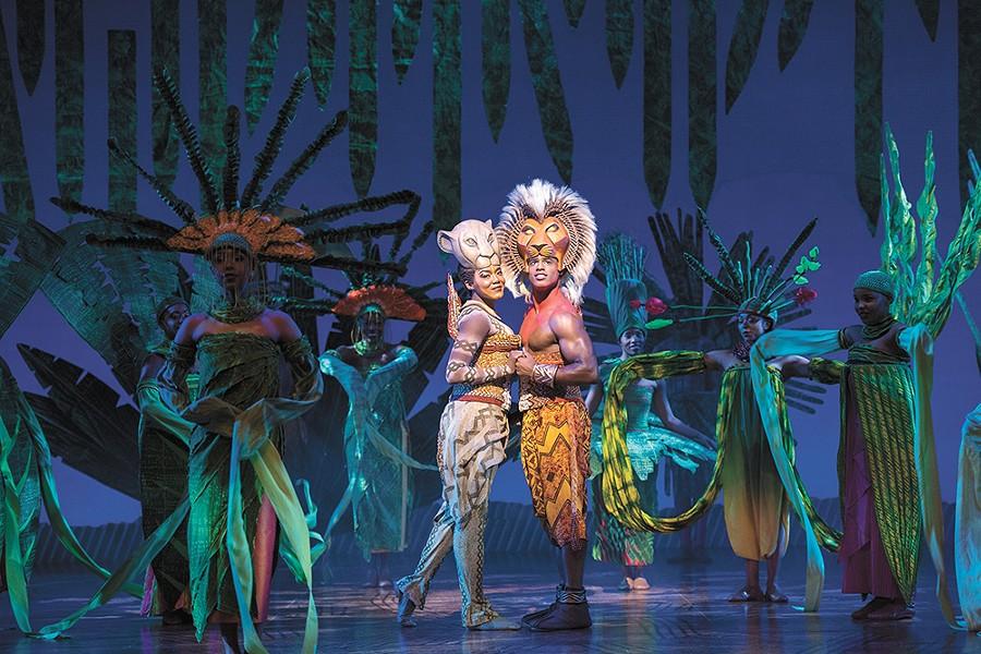 The Lion King is still ... king of Broadway. |Deen van Meer photo - DEEN VAN MEER PHOTO