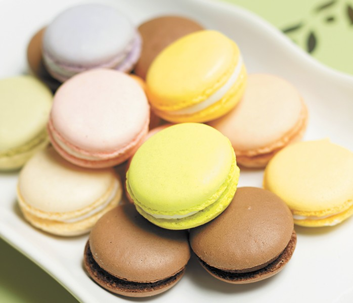 Macaroons from Sweet Frostings. - YOUNG KWAK