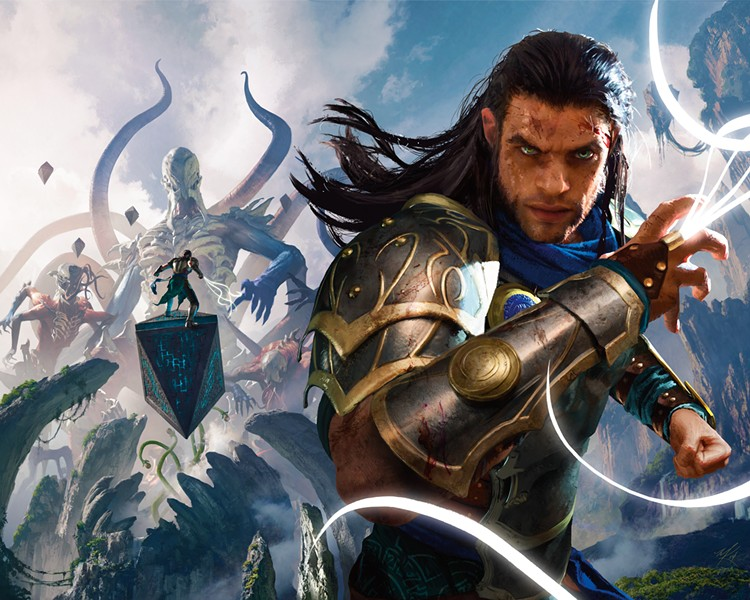 Promo art for the game's forthcoming set, Battle for Zendikar. - MAGIC: THE GATHERING
