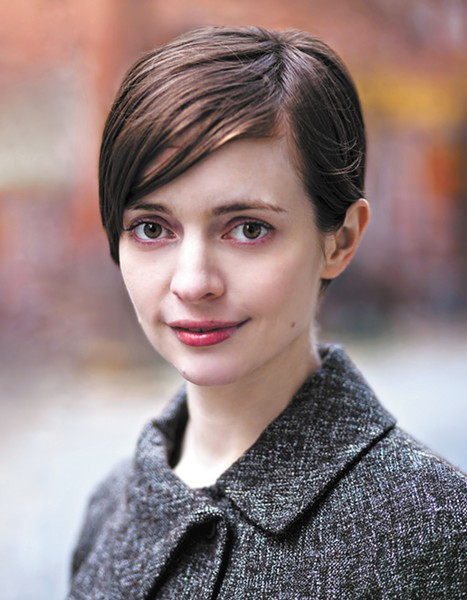 Emily St. John Mandel penned Station Eleven, this year's Spokane Is Reading selection.