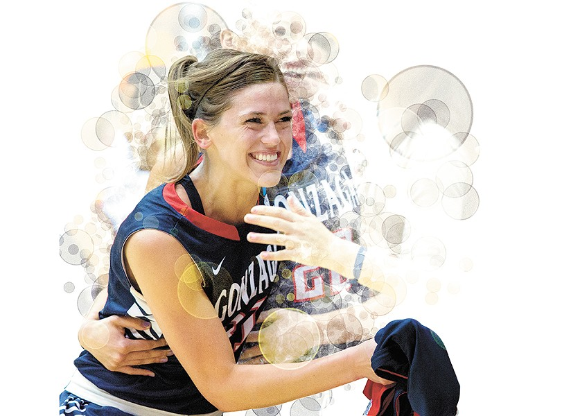 Gonzaga's women's team had an epic run last season, and hope for a repeat.