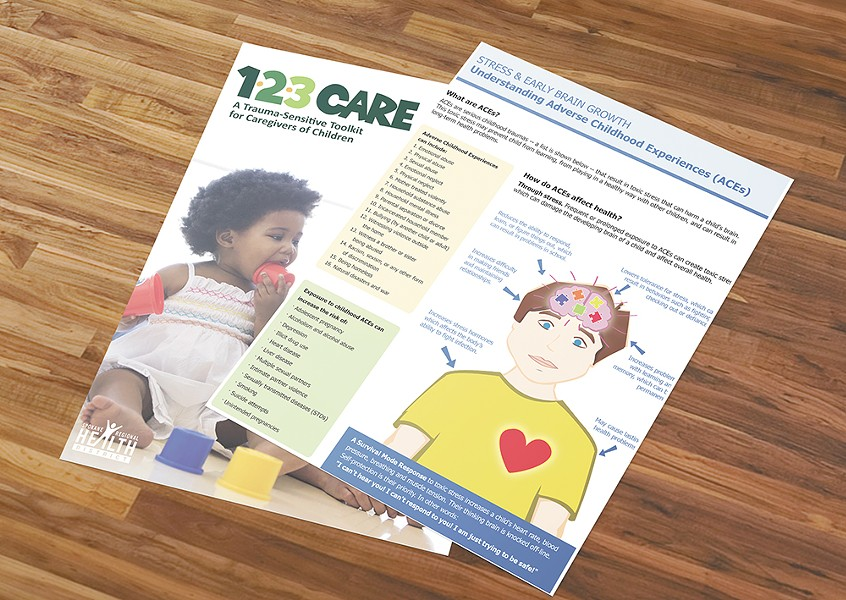 The new toolkit is designed to help caregivers respond to the needs of children who have experienced trauma.