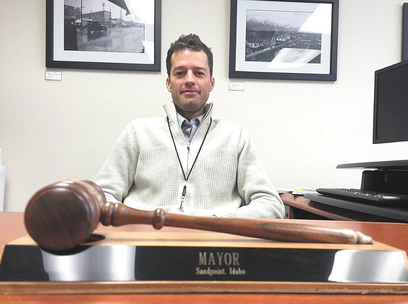 Sandpoint Mayor Shelby Rognstad - WILSON CRISCIONE