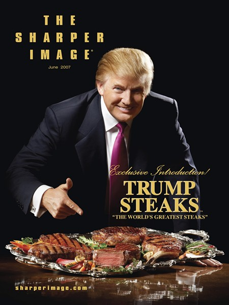 He also serves Filet-O-Rubio