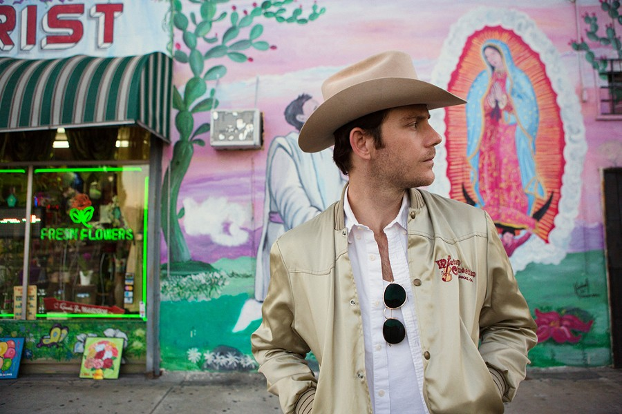 Sam Outlaw headlines Wednesday at The Bartlett.