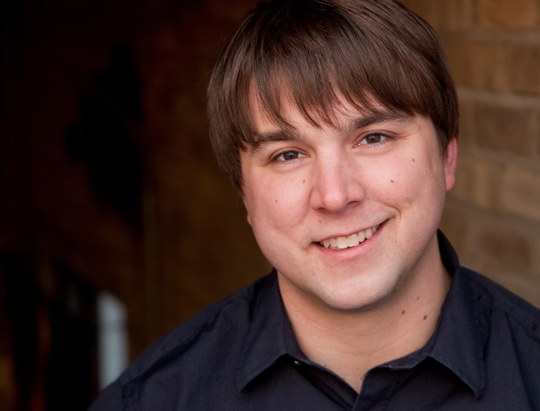 Comic Andy Woodhull headlines the Spokane Comedy Club this week.