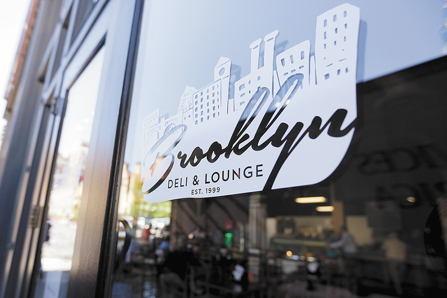 Brooklyn Deli moved half a block in downtown Spokane. - YOUNG KWAK