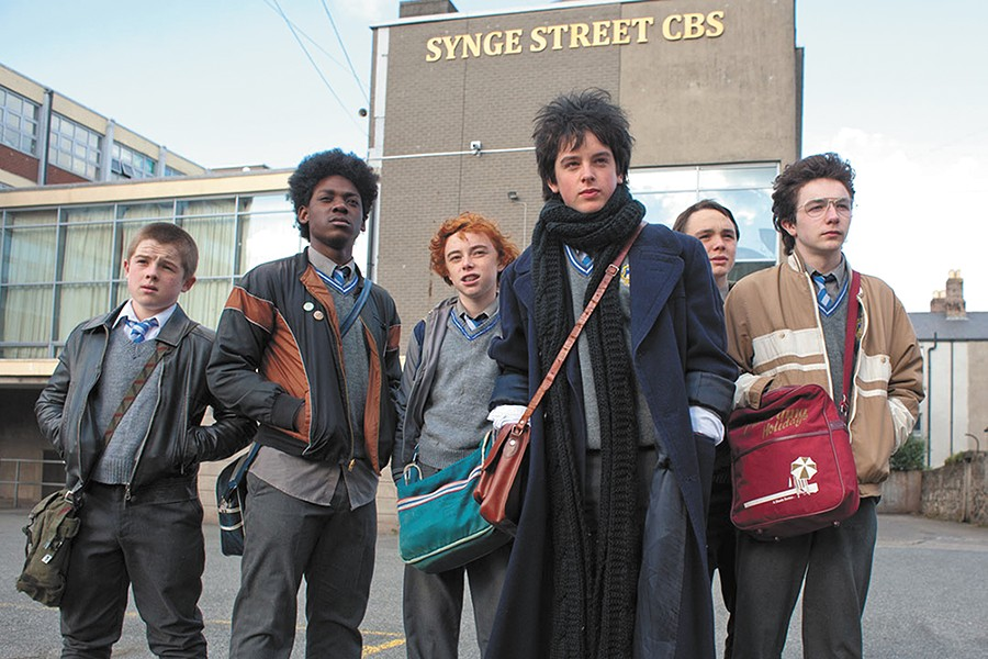 The '80s come alive in Sing Street.