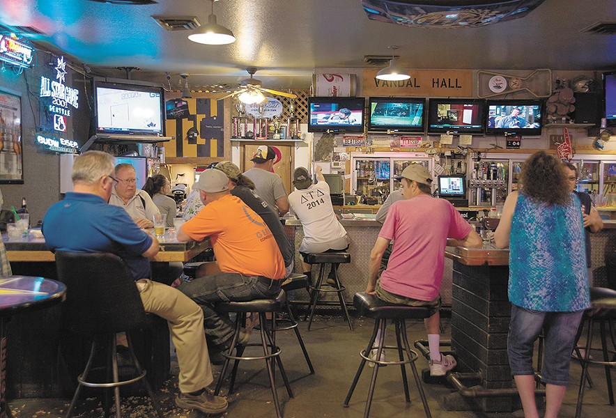 The Corner Club is beloved by longtime regulars and U of I students alike. - TARYN PHANEUF