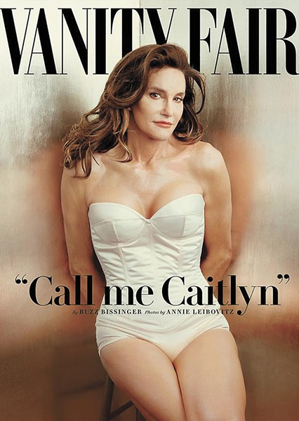 Last year, Caitlyn Jenner became possibly the most famous transgender person in the world. The former Olympic athlete's transition was very public and the subject of a Vanity Fair cover story.