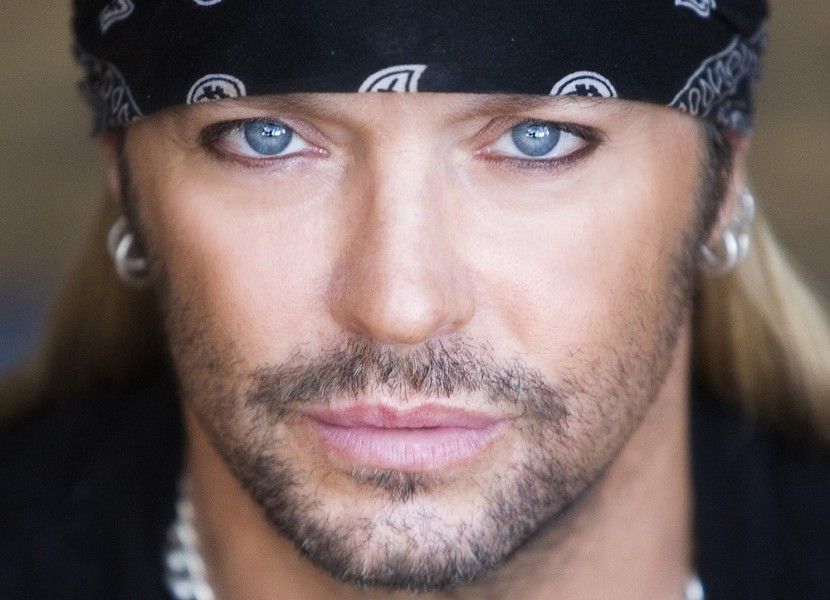 Bret Michaels will be Spokane's early Christmas present — if you're into that sort of thing.