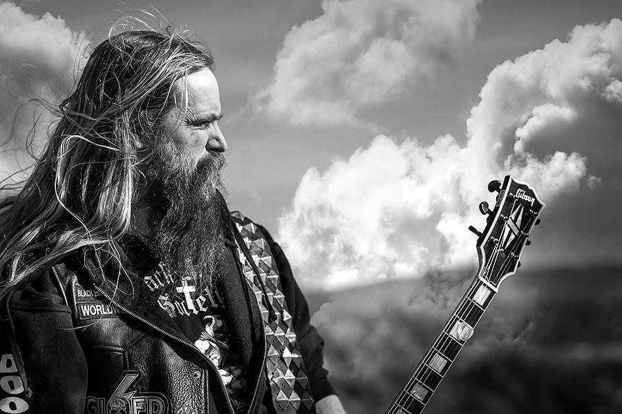 Zakk Wylde's guitar skills even make Ozzy Osbourne swoon. - JUSTIN REICH