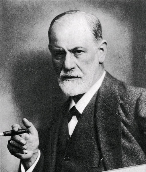 Freud's cigar is just a cigar, and he would probably enjoy the Little Smoke festival.