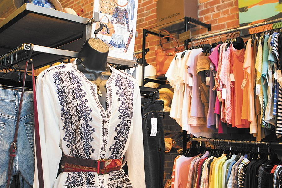 Find on-trend apparel at a fraction of the price at Echo. - EMMA ROGERS