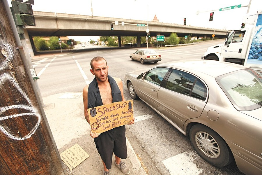 Spokane Valley has updated its anti-panhandling ordinance to prohibit all types of solicitation.