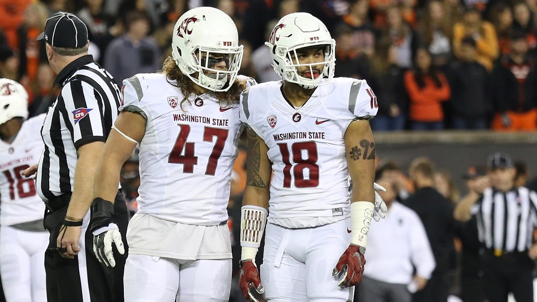The Cougs look ahead to the Apple Cup Friday after a tough loss Saturday at Colorado. - WSU ATHLETICS