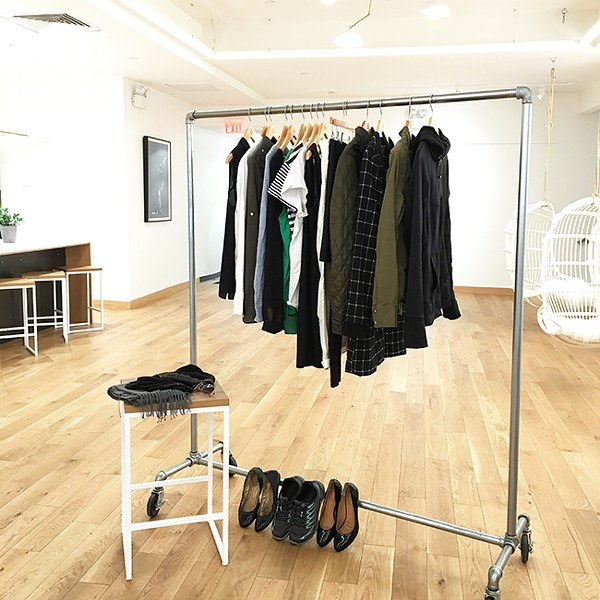 Capsule wardrobe bloggers can show you how freeing decluttering your closet can be.