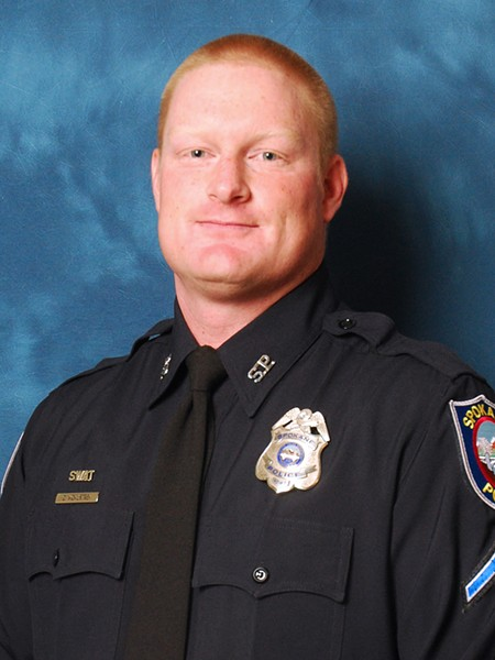 Officer Chris McMurtrey