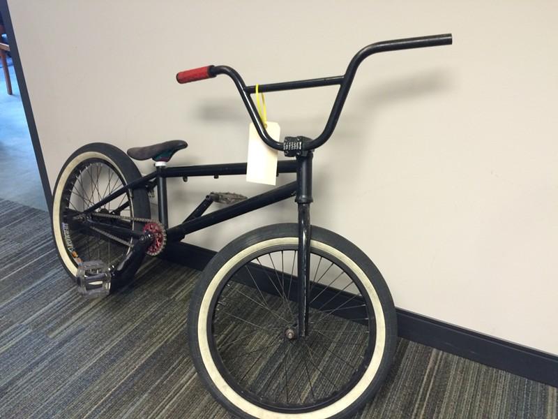 Ryan's bike