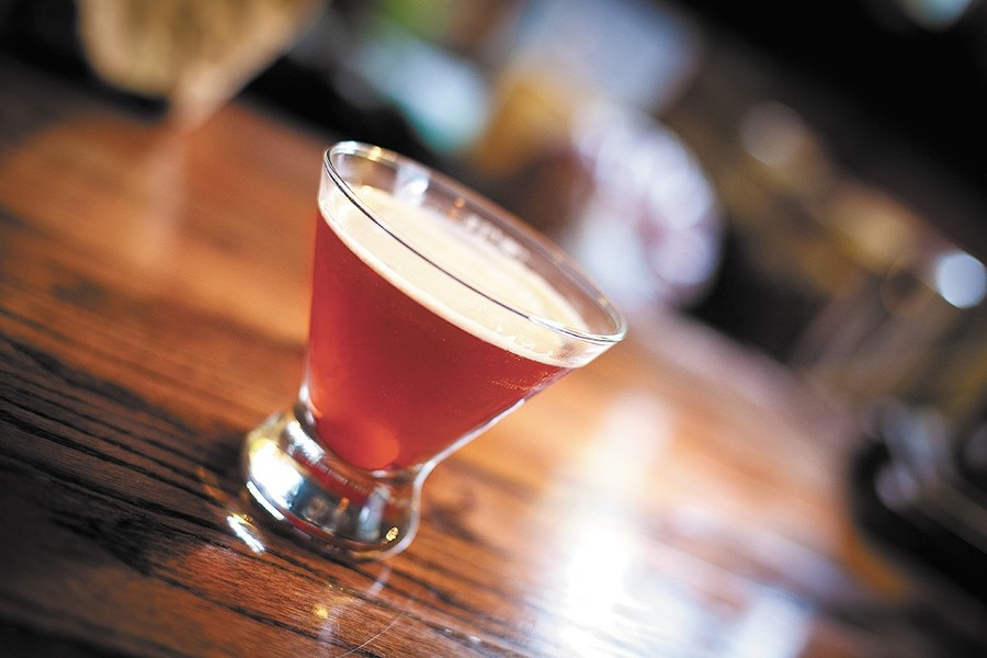 Local restaurants and bars are crafting author-inspired bites and drinks to benefit the Get Lit! Festival.