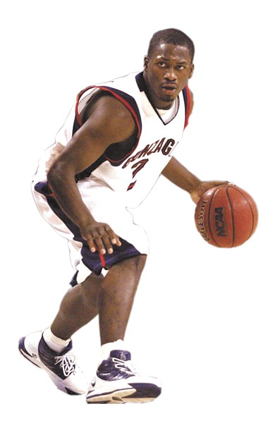 Former Gonzaga player Jeremy Pargo