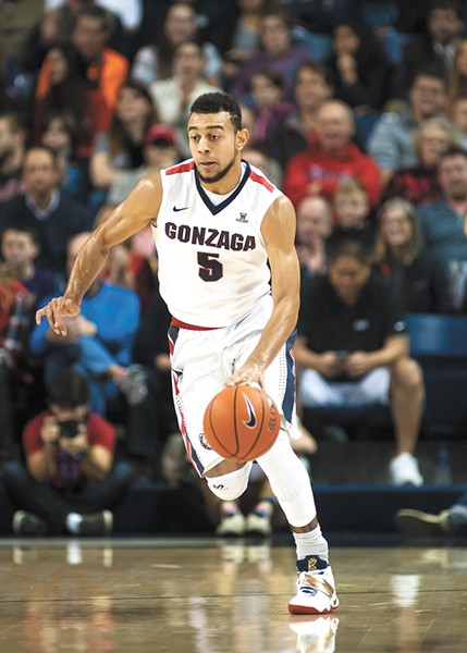 Nigel Williams-Goss was drafted by the Utah Jazz in the second round. - GU ATHLETICS