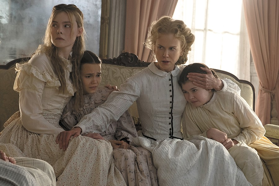In Sofia Coppola's The Beguiled, the Southern belles are hardly prim and proper.
