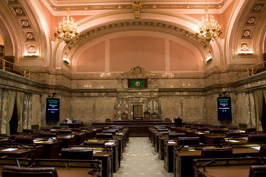 The Washington Legislature avoided a budget disaster.