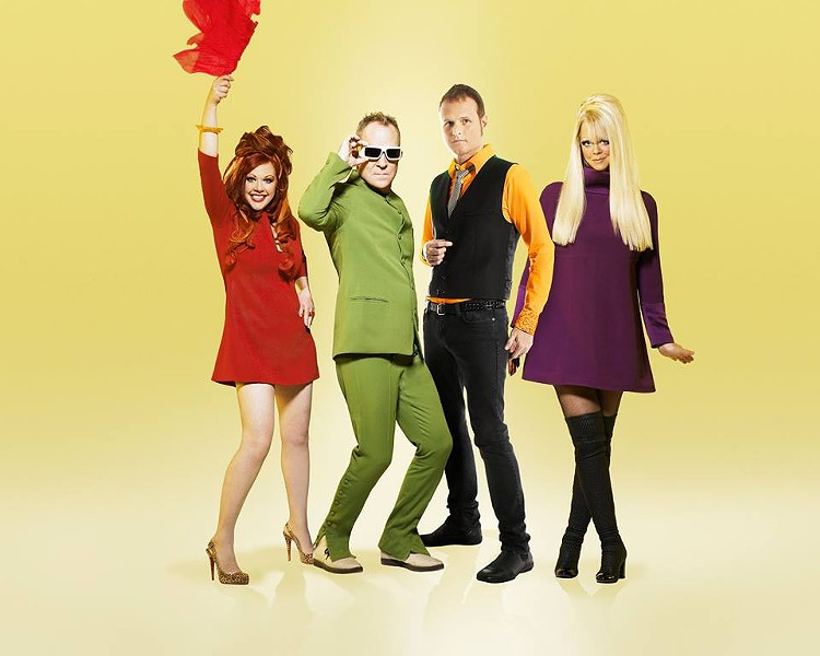 The B-52s headline Friday at the Festival at Sandpoint.