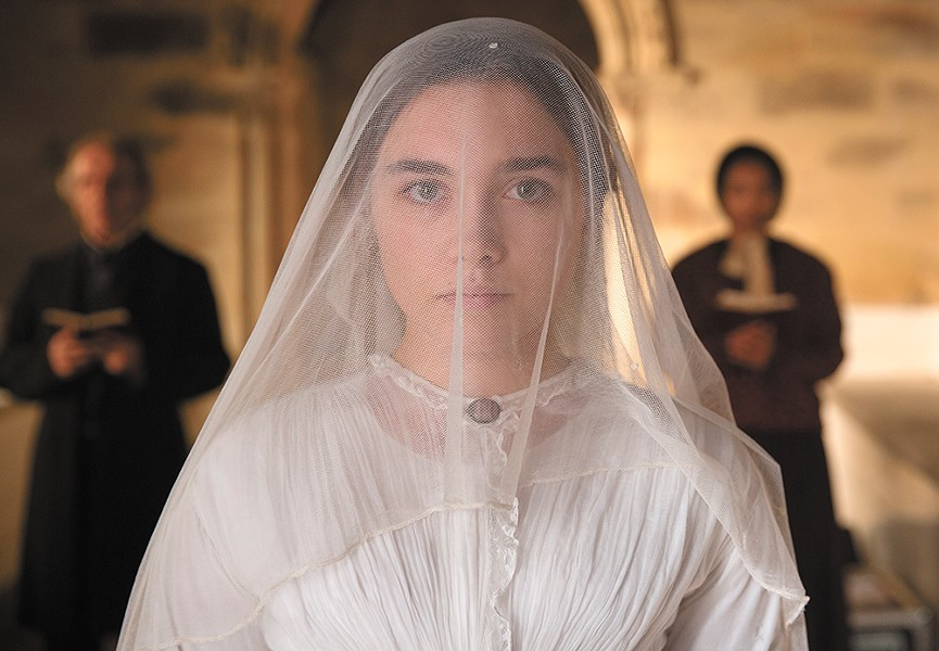 Something wicked this way comes: Florence Pugh gives a star-making performance in Lady Macbeth.