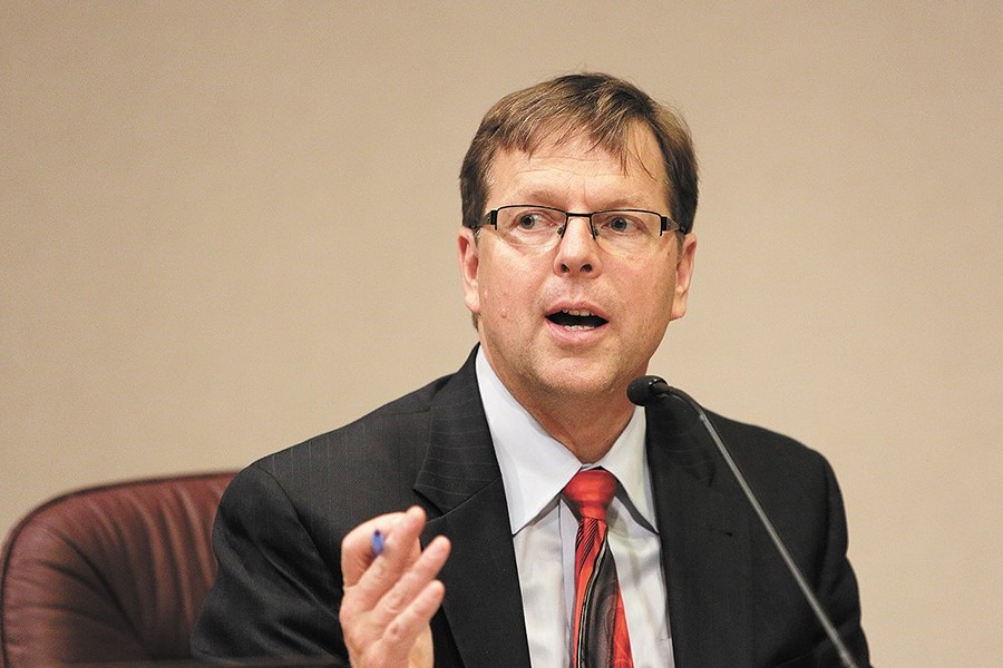 City Councilman Breean Beggs racked up 56 percent of the vote against two challengers in the District 2 primary.