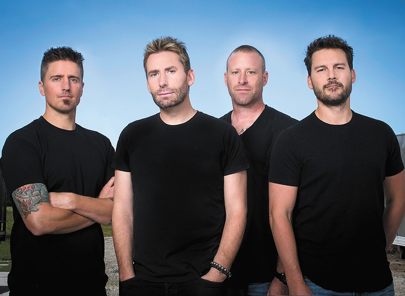 Nickelback: Appropriately despised, or is it overkill?