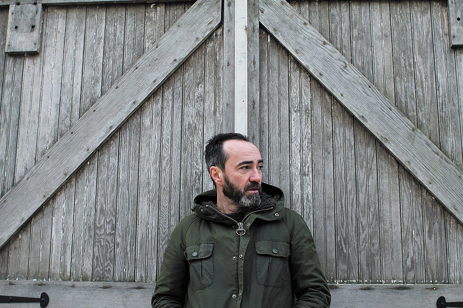 Coming full circle: The Shins' James Mercer channels pop sounds of the band's past on their latest album Heartworms. - MARISA KULA