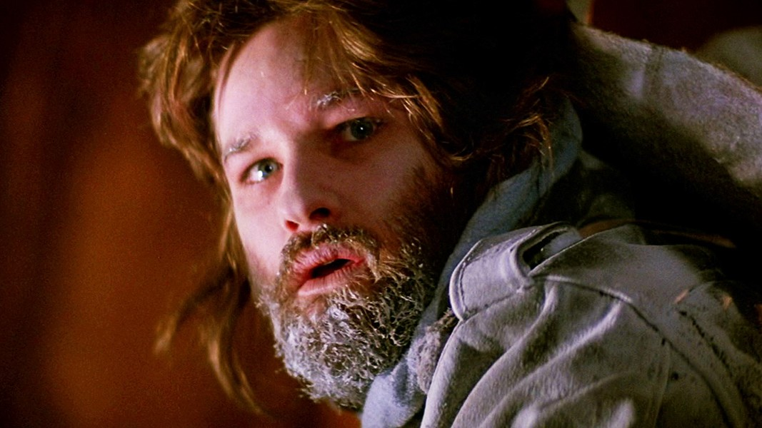 Bow before the excellence that is Kurt Russell in The Thing.