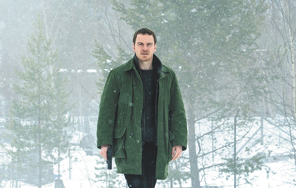 MIchael Fassbender is cold, and this movie is boring.