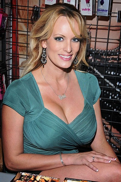 Stephanie Clifford, 38, says she had an affair with Trump. - GLENN FRANCIS, WWW.PACIFICPRODIGITAL.COM