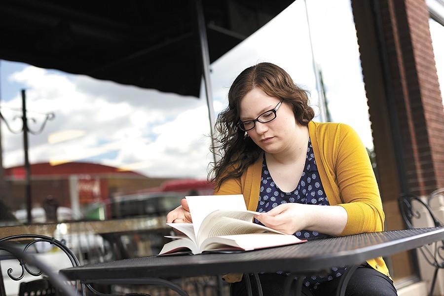 Spokane author Stephanie Oakes - YOUNG KWAK
