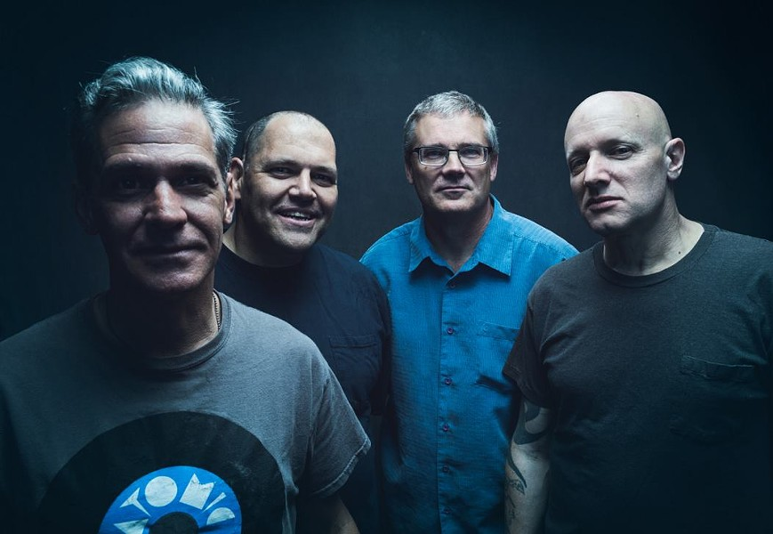 Punk legends The Descendents are coming to Spokane for  an October 4 show.