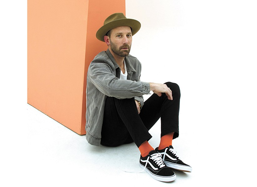 Mat Kearney says it's a matter of time before he returns to the West.