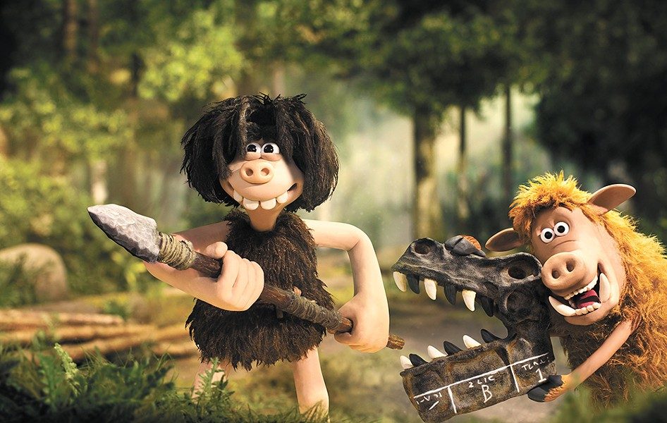 Wallace and Gromit, they're not: Aardman's Early Man is a rare disappointment from the great studio.